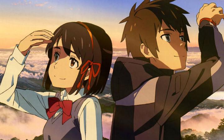 日本网友投票动画作品中的最佳男女情侣排行榜