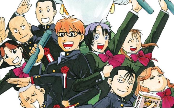恭喜毕业!荒川弘漫画《银之匙》最终卷今日发售