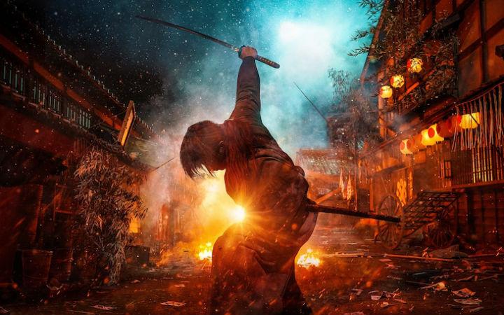 电影《浪客剑心》宣传片!收录剑心与缘的战斗场景