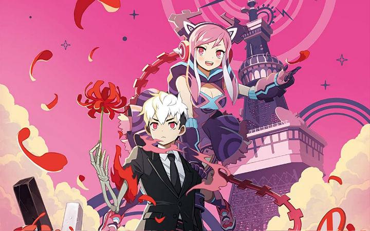 日本一新作游戏《少女地狱的毒娘》开始预约