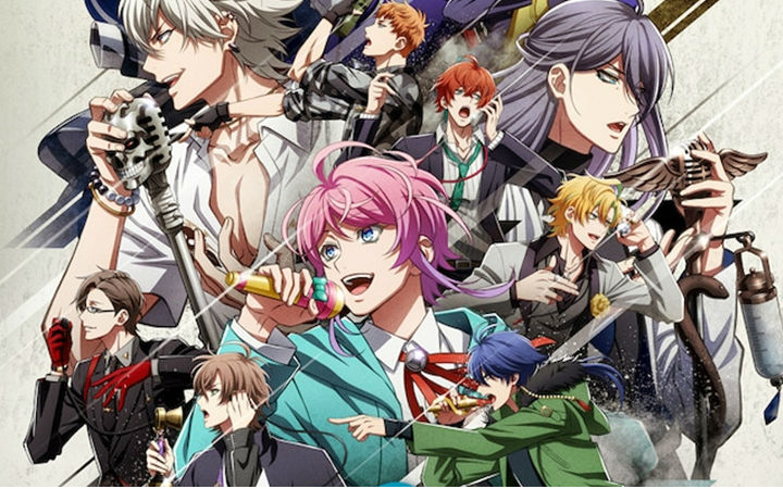 TV动画《催眠麦克风》7月开播 PV公开