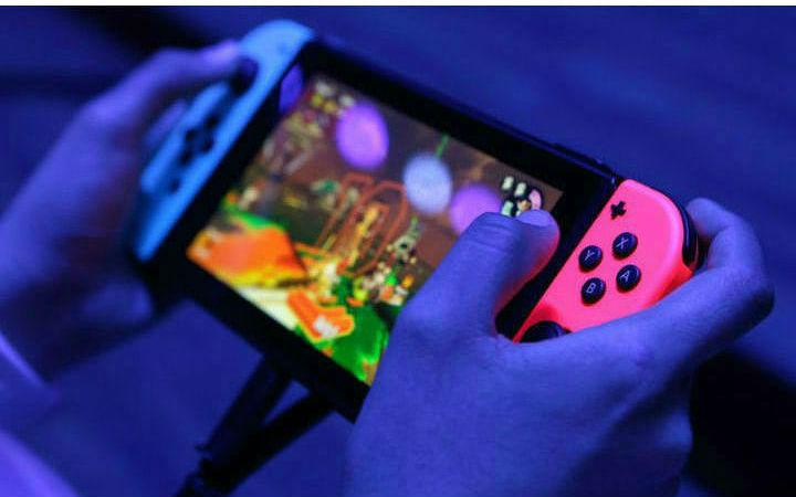 任天堂宣布恢复NS游戏机的发货