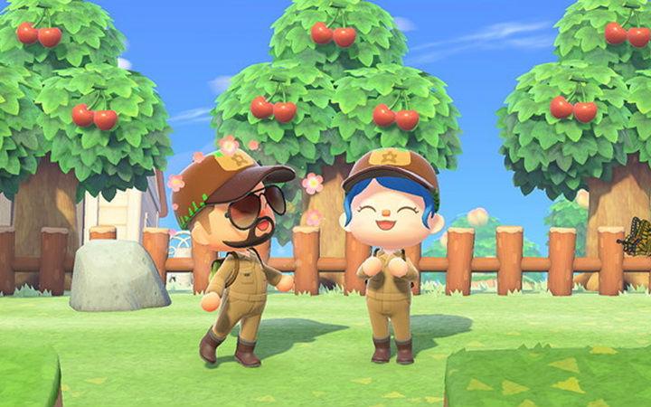 为游戏《动物之森》除草的公司诞生!无偿提供除草服务