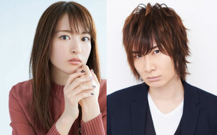 声优前野智昭与小松未可子宣布结为夫妻