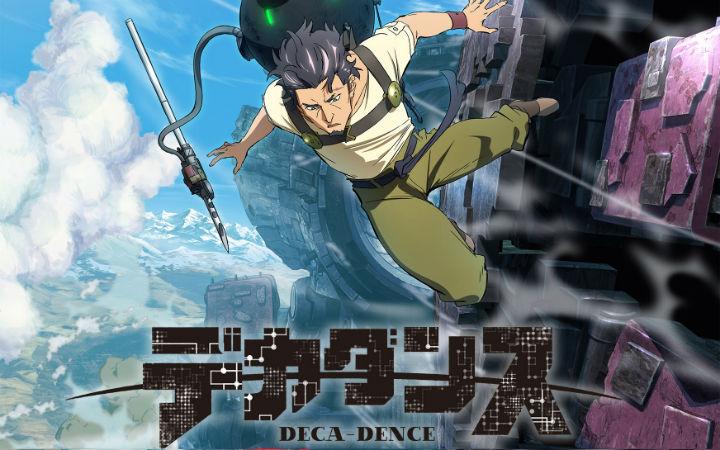 原创动画《DECA-DENCE》7月播出 主视觉图、制作阵容等大量情报公开
