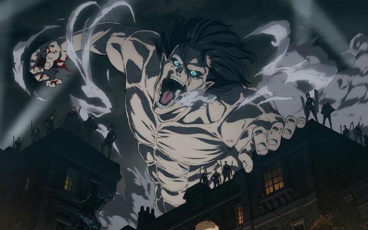 TV动画《进击的巨人 最终季》新视觉图、PV公开