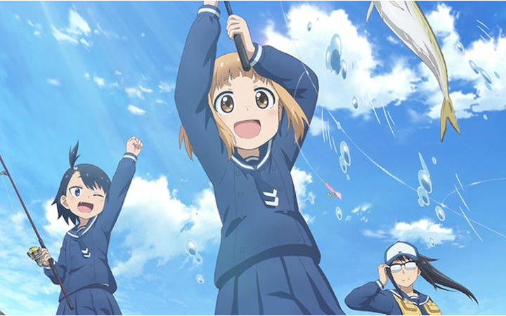 动画《放学后海堤日记》7月7日开始重新播出