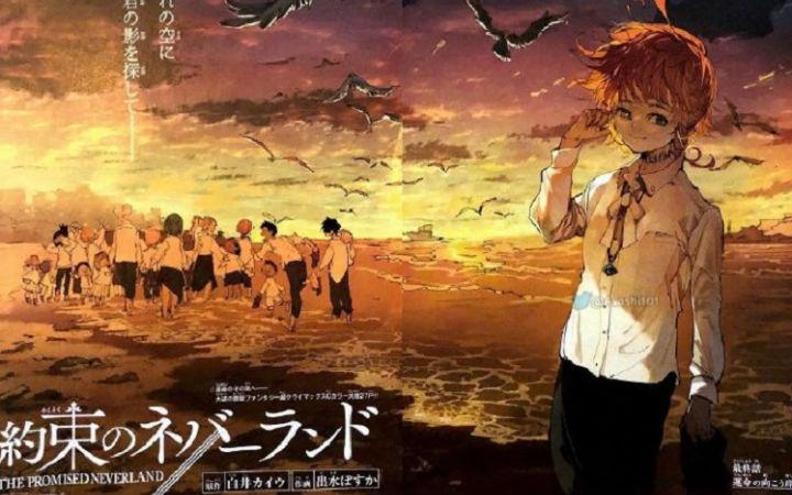 剧透预警 《约定的梦幻岛》漫画完结,最终卷10月发售