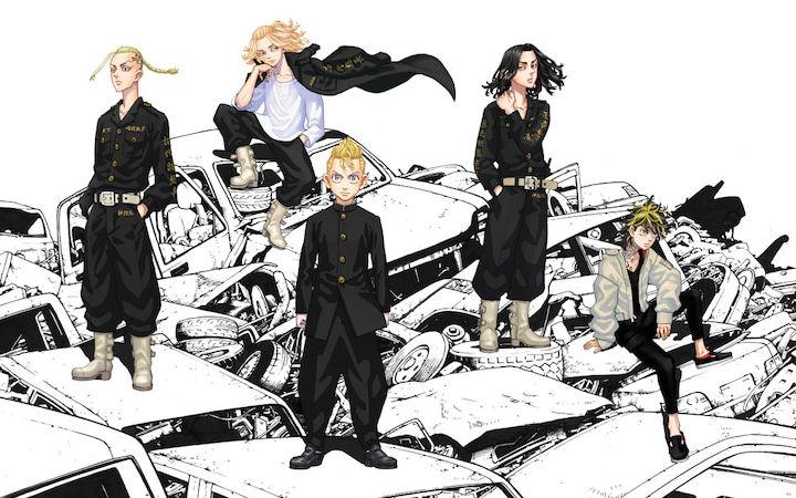 《东京卍复仇者》TV动画化!2021年年内播出