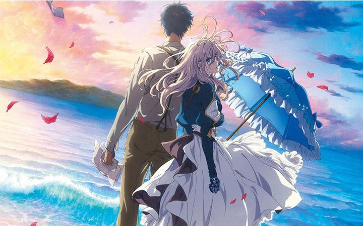 剧场版《紫罗兰永恒花园》重新定档,宣布将于9月18日上映