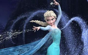 《冰雪奇缘》后多了一大群名叫Elsa的孩子