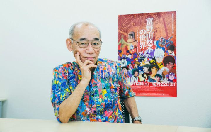 《GUNDAM A》上高达导演富野由悠季的奇妙访谈