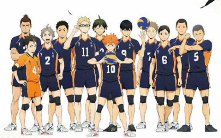 漫画《排球少年!!》将在周刊少年JUMP上完结