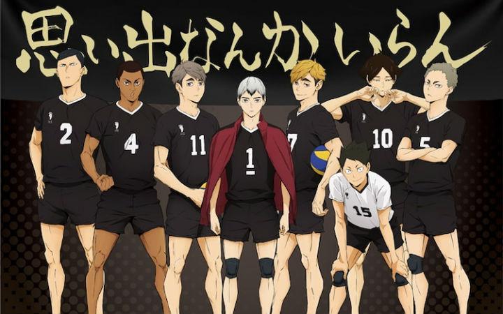 TV动画《排球少年 TO THE TOP》第二季10月开播