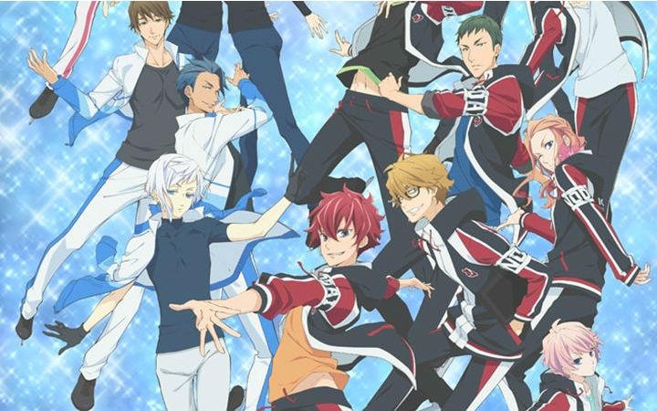 花样滑冰动画《Skate Leading☆Stars》1月开播