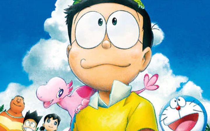 小学馆出版漫画版《电影哆啦A梦 大雄的新恐龙》