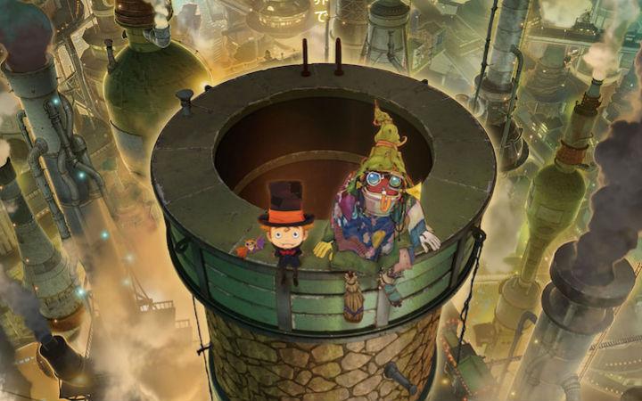 动画电影《烟囱城的普佩尔》公开特报