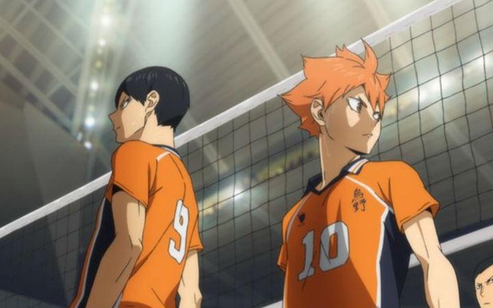 TV动画《排球少年》第四期第二季PV
