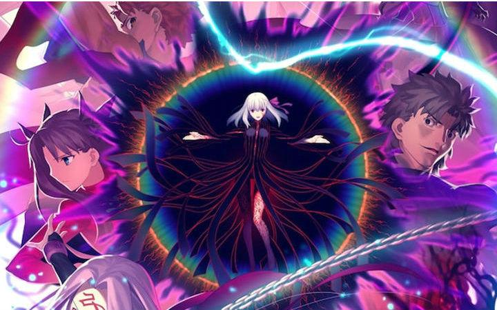 剧场版《Fate[HF]》最终章票房突破10亿日元!