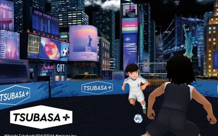 《足球小将》新作实时位置类手游《TSUBASA+》秋季开服
