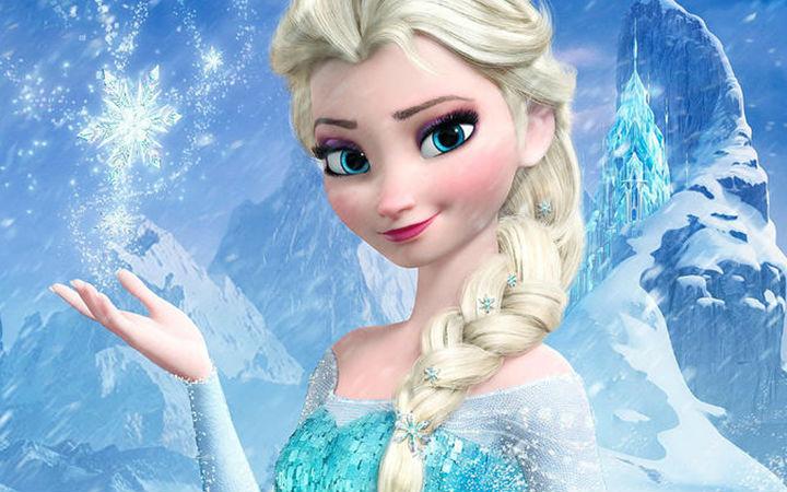 《冰雪奇缘》在日本人气低?日本妹子最爱的迪士尼公主