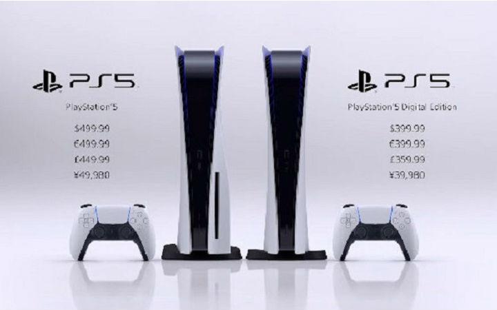 聚焦PS5发布会——11月20日发售399.99美元起