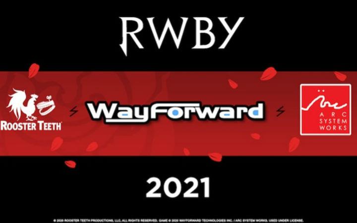 3D动画《RWBY》游戏化决定!