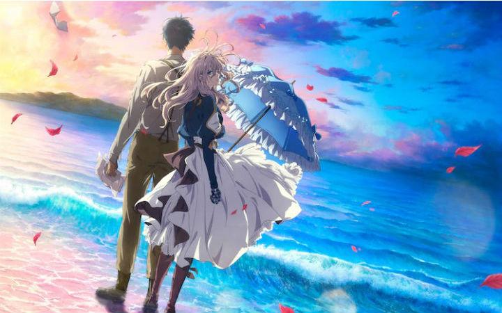 剧场版《紫罗兰永恒花园》上映5天票房收入5.59亿日元