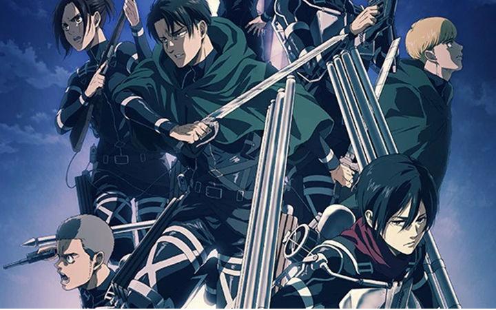 动画《进击的巨人 The Final Season》12月开播