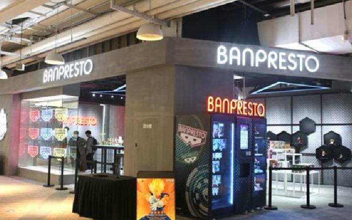Banpresto EXPO 2020城市巡展启动!第一站:魔都上海