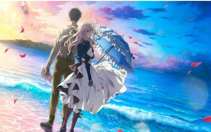 剧场版动画《紫罗兰永恒花园》票房突破12.8亿日元