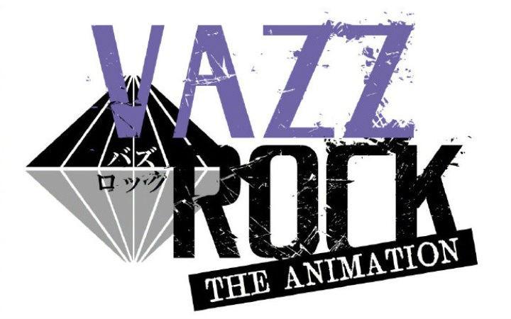 2.5次元偶像系列《VAZZROCK》宣布动画化!