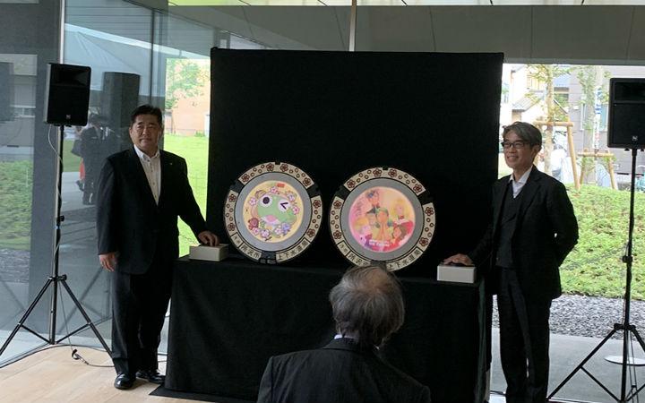 埼玉县联动KADOKAWA设置28个带LED的痛井盖