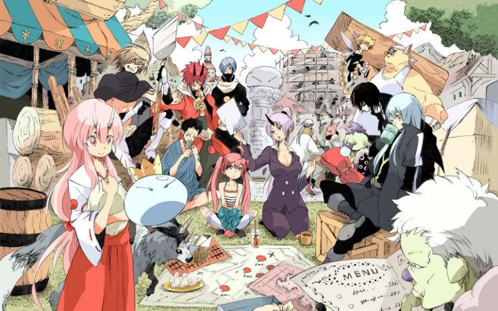 文春分析异世界漫画的流行原因 11月第5周新闻汇总
