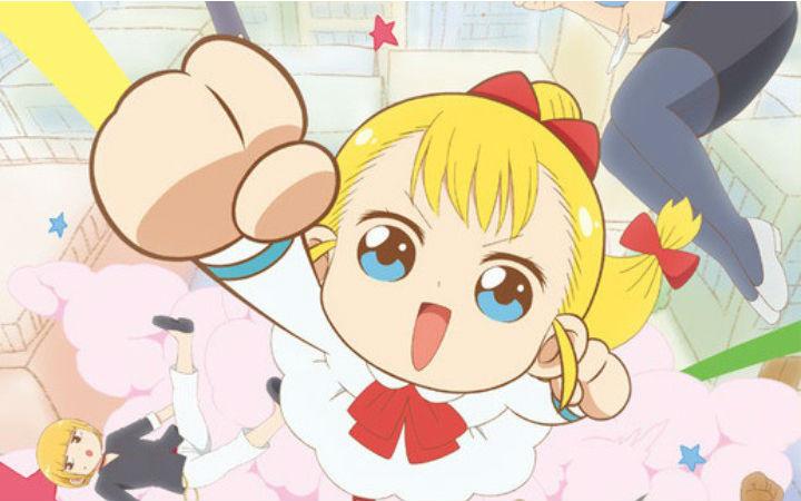 动画《幼女社长》发布最新宣传PV 明年1月1日开播!