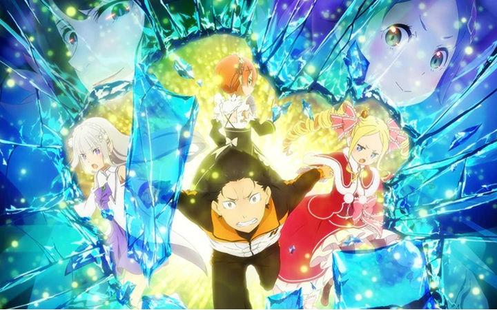 TV动画《Re:0》2期后半1月6日开播!新宣传图公开