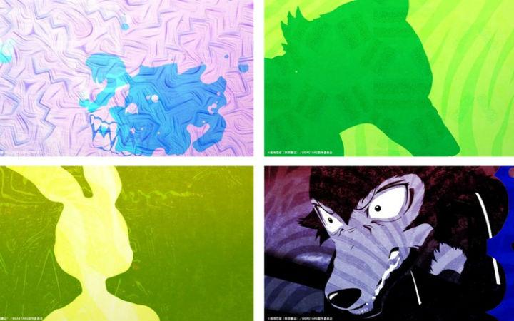 TV动画《BEASTARS》第二季OP采用由AI制作的部分背景画