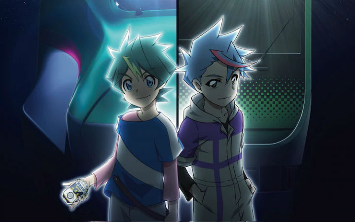 TV动画《新干线变形机器人 SHINKALION Z》4月开播