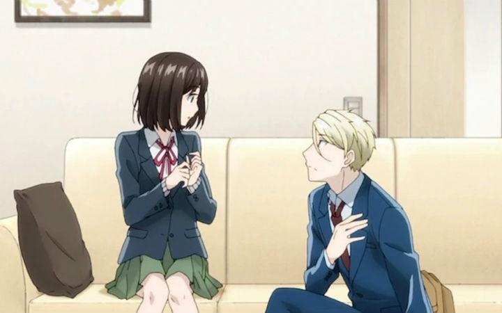 TV动画《这如果叫作爱情感觉会很恶心》第二弹PV
