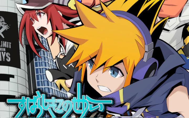 动画《美妙世界》4月9日开播,新PV公布