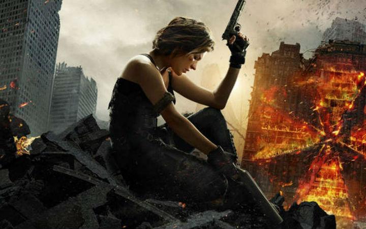 《生化危机6:最终章》正式预告公布 2017年1月上映