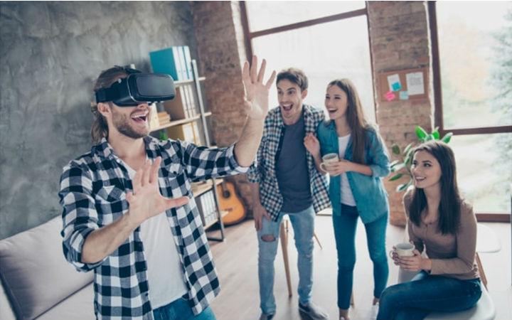 国外研究团队:VR会引发时间压缩效应