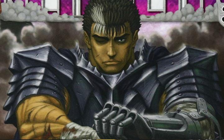 【讣告】漫画《剑风传奇》作者三浦建太郎去世