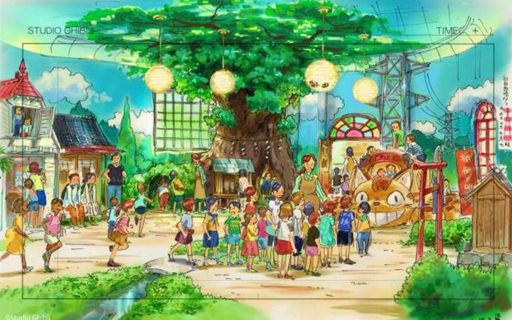 日本吉卜力公园宣布再现《天空之城》巨大飞船等设施