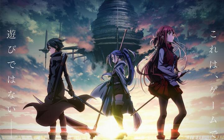 剧场版《刀剑神域》10月30日上映 新视觉图公开