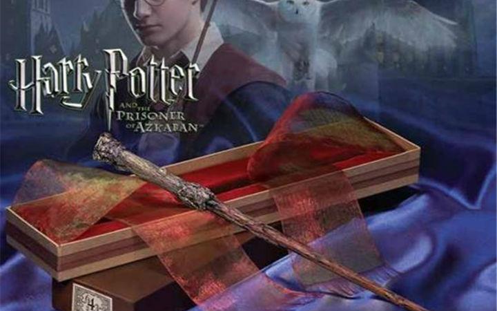 买买买!《哈利·波特》推出超精致魔法棒化妆套刷