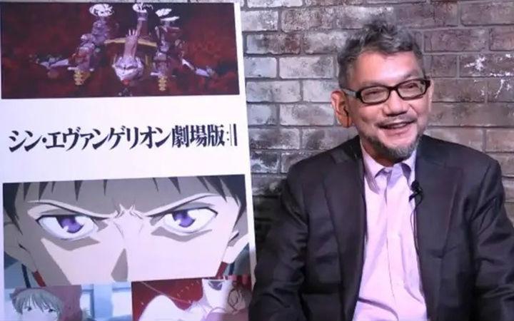 庵野秀明称在今后要制作几部真人作品