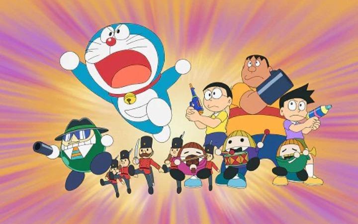 动画《哆啦A梦诞生日特别篇》将于9月4日播出!