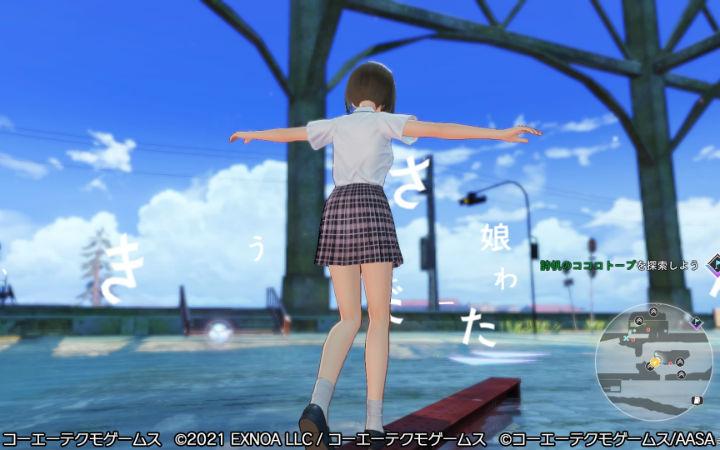 游戏《蓝色反射 帝》11月上Steam!公开新PV