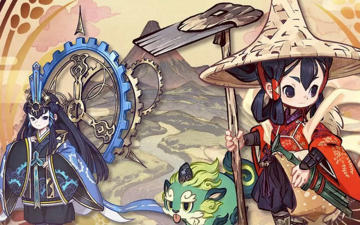 游戏《天穗之咲稻姬》推出官方后传小说